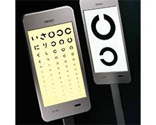 LCD視力検査装置VC60