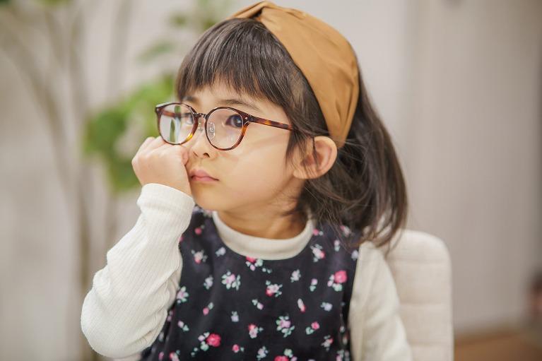 子どもの視力の発達